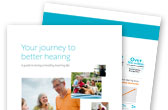 Your Journey To Better Hearing Booklet