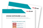 Noise Exposure Chart
